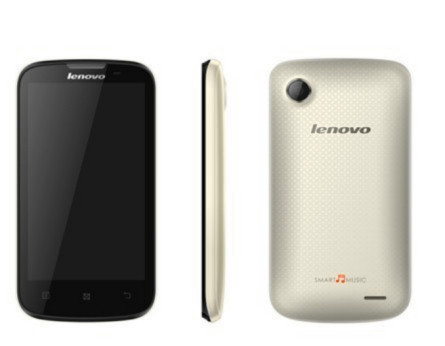 Lenovo A800 ��Android4.0�X�}�[�g�t�H��